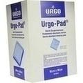 URGO-PAD Saugkompressen 10x10 cm steril