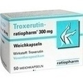 TROXERUTIN ratiopharm 300 mg Weichkapseln