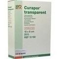 CURAPOR Wundverband steril transparent 8x10 cm