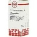 DHU BELLADONNA D 30 Globules