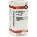BERBERIS D 4