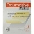 TRAUMASIVE Film 15x15cm Hydrokolloid-Verband