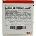 ACIDUM DL-malicum Injeel Ampullen