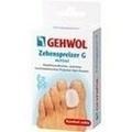 GEHWOL Polymer Gel Zehen Spreizer G mittel