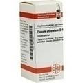 DHU ZINCUM CHLORATUM D 12 Globules