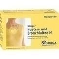SIDROGA Husten- und Bronchialtee N Filterbeutel