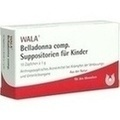 BELLADONNA COMP.Kindersuppositorien
