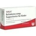 BELLADONNA COMP. Kindersuppositorien