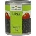 ACEROLA 100% natürliches Vitamin C Lutschtabletten