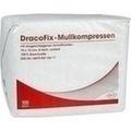 DRACOFIX OP-Kompressen 10x10 cm unsteril 8fach