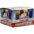 PRESSOTHERM Sport-Tape 3.8 cmx10 m yellow
