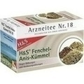 H&S Fenchel Anis Kümmel Filterbeutel