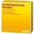 Strophanthus Hevert Ampullen