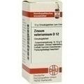 ZINCUM VALERIANICUM D 12 Globuli