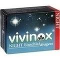 VIVINOX Night Einschlafdragees überzogene Tab.