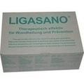 LIGASANO weiß Verband 1x10x15 cm unsteril Kleinpa.