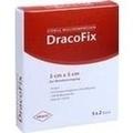 DRACOFIX PEEL Kompressen 5x5 cm steril 8fach