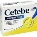 Cetebe® ABWEHR plus Vitamin C+Vitamin D3+Zink Kapseln
