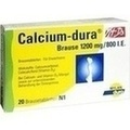 CALCIUM DURA Vit D3 Brause 1200 mg/800 I.E.