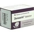 ZEROSORIN Tabletten