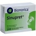 SINUPRET Coated Tablets