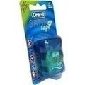 ORAL B Zahnseide SATINtape blau Blisterkarte