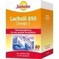 SANHELIOS Lachsöl 850 Omega-3 Kapseln