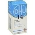 BIOCHEMIE DHU 14 Kalium bromatum D 12 Tabletten