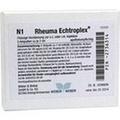 RHEUMA ECHTROPLEX Injektionslösung