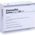 EISENSULFAT Lomapharm 65 mg überzogene Tab.