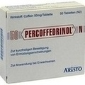 PERCOFFEDRINOL N 50 mg Tabletten