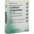CANTHARIS COMPOSITUM veterinario Ampollas