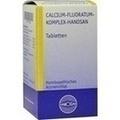 CALCIUM FLUORATUM KOMPLEX Hanosan Tabletten
