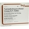 NATRIUMHYDROGENCARBONAT-Lösung 8,4% Köhler