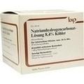 NATRIUM HYDROGENCARBONAT 8,4%