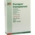 CURAPOR Wundverband steril transparent 8x10 cm
