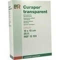 CURAPOR Wundverband steril transparent 10x15 cm