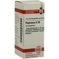PHYTOLACCA D 30 Globuli