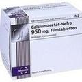 CALCIUMACETAT NEFRO 950 mg Filmtabletten