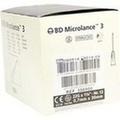 BD MICROLANCE Kanüle 22 G 1 1/4 0,7x30 mm