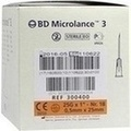 BD MICROLANCE Kanüle 25 G 1 0,5x25 mm