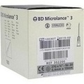 BD MICROLANCE Kanüle 27 G 3/4 0,4x19 mm