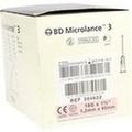 BD MICROLANCE Kanüle 18 G 1 1/2 40 mm trans.