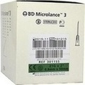 BD MICROLANCE Kanüle 21 G 2 0,8x50 mm