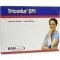 TRICODUR Epi Bandage Gr.L weiß blau
