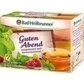 BAD HEILBRUNNER Guten Abend Kräuter Tee Filterbtl.