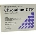 CHROMIUM GTF Tabletten