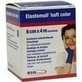 ELASTOMULL haft color 6 cmx4 m Fixierb.blau