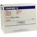 TOPPER 8 Kompr.7,5x7,5 cm steril