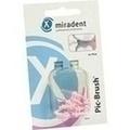 MIRADENT Interd.Pic-Brush Ersatzb.xx-fein pink